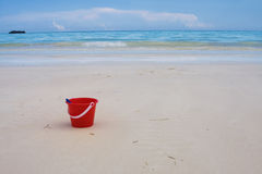 The Beach Stock Photography