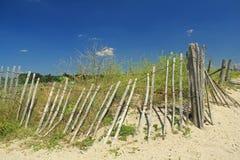 Beach access, Atlantic Ocean Stock Photography