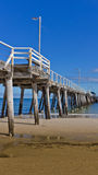 Beach in Adelaide Australia Royalty Free Stock Photo