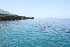 Beach Aegean Sea Royalty Free Stock Images