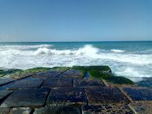 Beach alex stock image