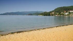 Ria de Vigo, Cesantes, Spain Royalty Free Stock Photo