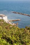 The beach of Ancona Stock Photography