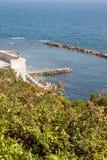 The beach of Ancona Stock Photography