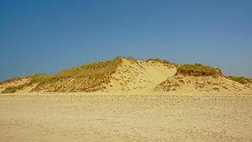 Free Beach And Dunes On The North Sea Opal Coast Royalty Free Stock Photos - 123047678