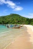 Beach at Andaman sea, Thailand Stock Photography