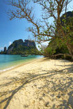 Beach and andaman sea Royalty Free Stock Image