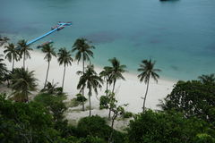 Beach in Ang Thong National Park, Ko Samui, Surat Thani, Thailand Stock Photography
