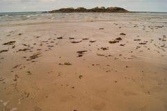 beach asturii Zdjęcie Royalty Free