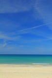 Beach (Atlantic Ocean) Stock Photo