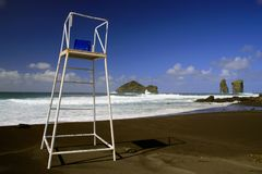 Beach, Azores islands