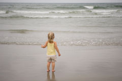 Beach Baby Royalty Free Stock Photo