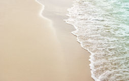 Beach background Royalty Free Stock Photography