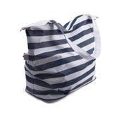 Beach bag Stock Images