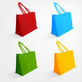 Beach bag Stock Photography