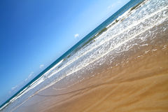 Beach of Bahia Royalty Free Stock Photos