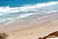 Beach of Bahia. At the beach of Bahia, Brazil, South america Stock Photo