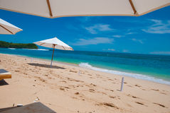 The Beach Balangan, Indonesia, Bali Stock Photos