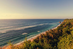 Beach on Bali Royalty Free Stock Photo