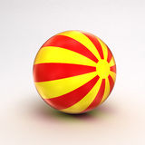 Beach ball Stock Image