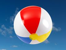 Beach Ball Royalty Free Stock Image