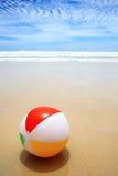 Beach ball Fotografie Stock