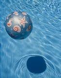 Beach ball Stock Images