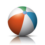 Beach ball Immagine Stock