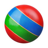 Beach ball Stock Photography