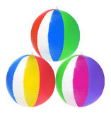 Beach Balls Royalty Free Stock Photography