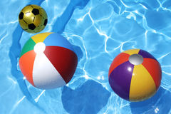Free Beach Balls Royalty Free Stock Photos - 843648