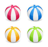 Beach Balls Stock Images