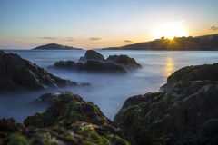 Beach bantham Royalty Free Stock Image