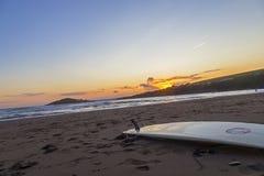 Beach bantham Royalty Free Stock Photography