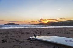 Beach bantham Stock Photography