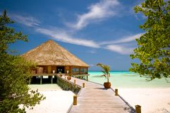Free Beach Bar Royalty Free Stock Images - 12990219
