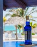 Beach bar in Havana Cuba Royalty Free Stock Photography