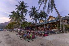 Beach Bar at Sairee Beach, Koh Tao