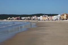 Beach of Barbate, Province of Cadiz, Spain Stock Images