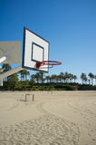Beach basketball royalty free stock images