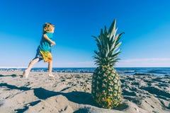 Beach, Beachlife, Birds, Blue Royalty Free Stock Photos
