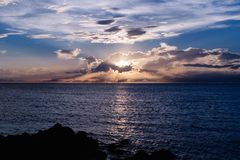 Beach, Beautiful, Cloud Royalty Free Stock Images