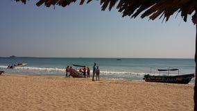 Beach. A beautifull beach in sri lanka. Nilaveli beach Stock Photo