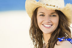 Beach Beauty Royalty Free Stock Images
