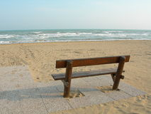 beach of Bibione Royalty Free Stock Photography