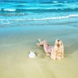 Beach bikini Royalty Free Stock Photography