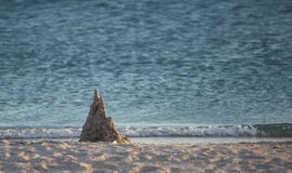 Beach.  Black Sea. Stock Photography