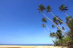 Beach, Blue, Sky Stock Image