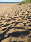 Beach at Blyth England Royalty Free Stock Photo