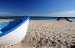 Beach Boat Stock Photos